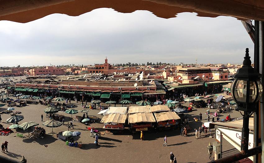 marrakech_Djemaa_el_Fna_mercato