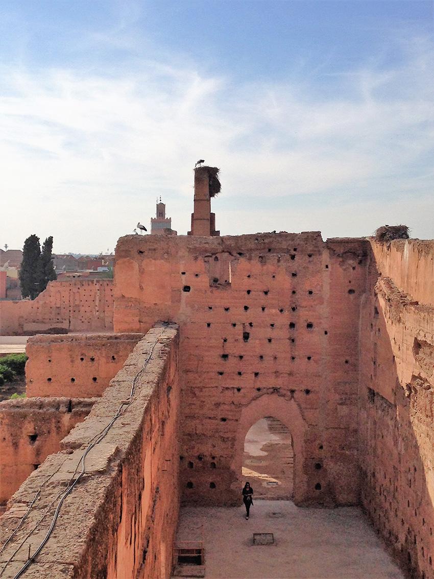 palazzo_el_badi_marrakech_cicogne