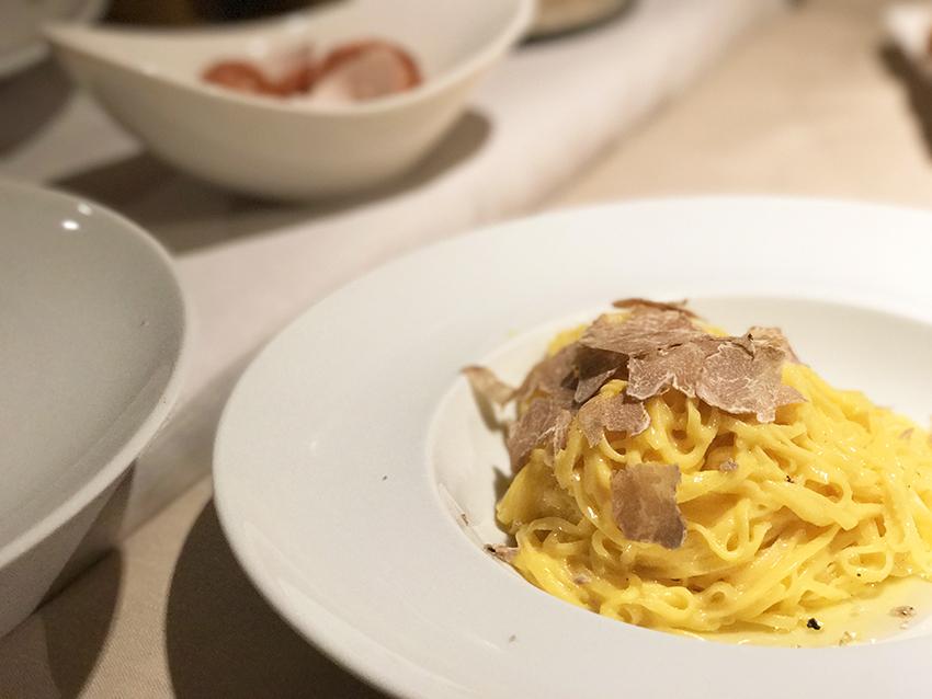 tagliolini_uovo_tartufo_ristorante_da_bauto_recensione