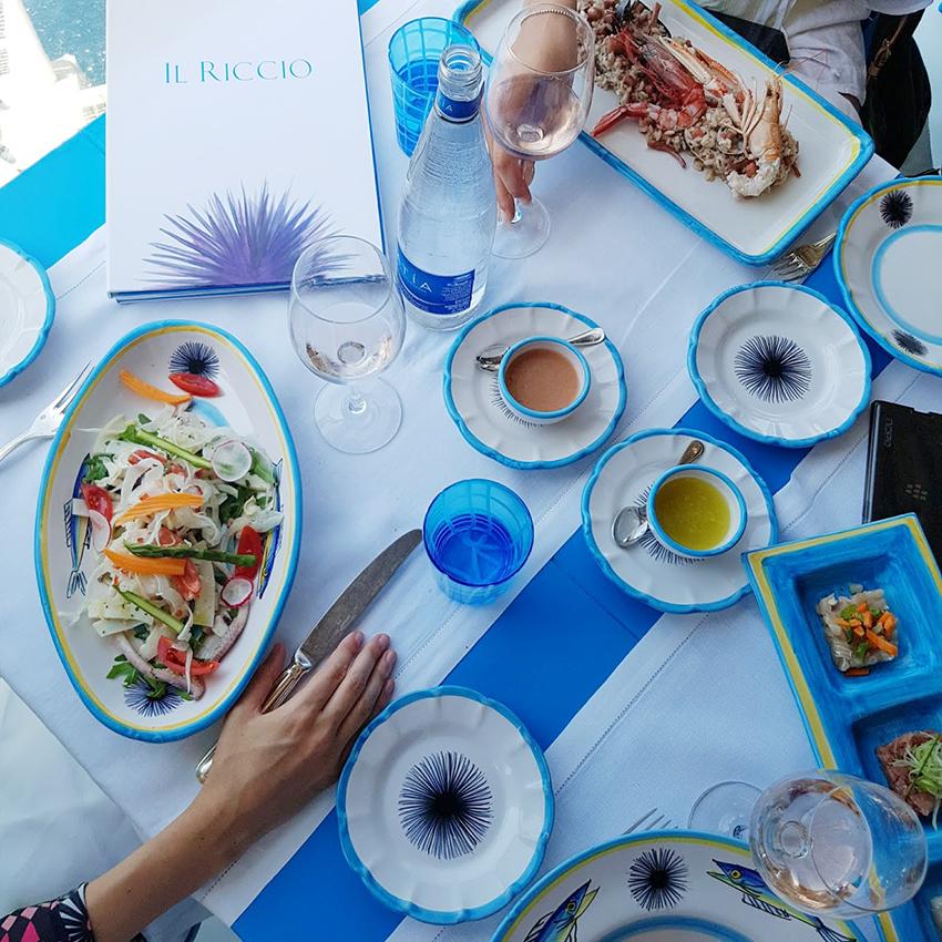 il_riccio_Capri_opinioni_ristorante